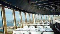 Ristorante con servizio a buffet sulla Sydney Tower Eye, Sydney, Dining Experiences