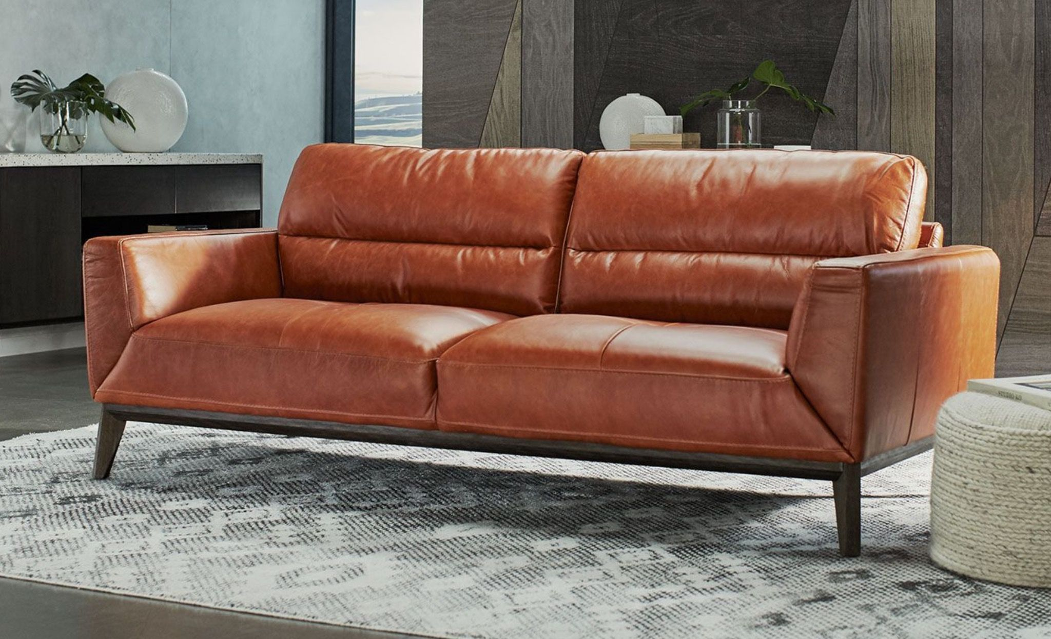 Margaux By Nick Scali Two And Three Seater No Blue Furniture
