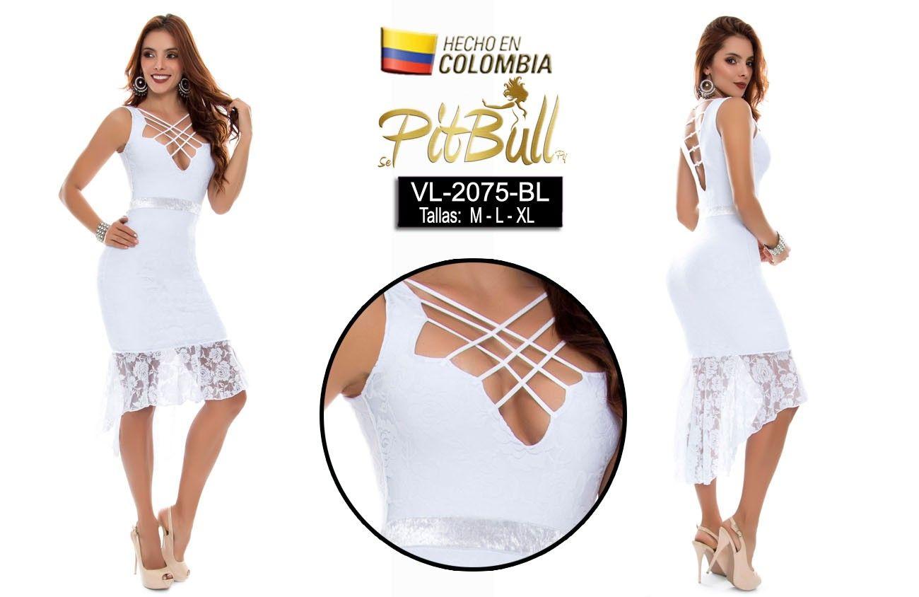 a7d0a60bd Pin de Ropa desde Colombia en Vestidos de Moda