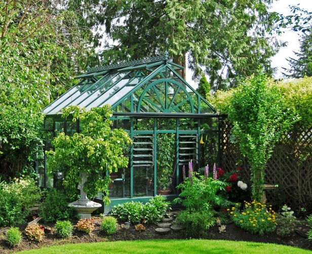 The Estate Providence greenhouse greenhouses Pinterest Gardens
