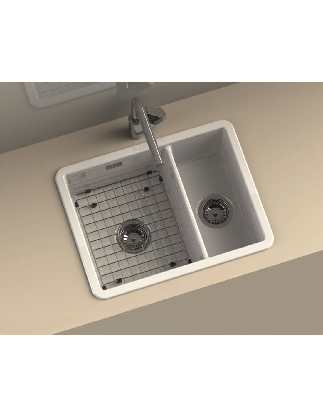 Thomas Denby Sink grid accessory, Protect your Metro kitchen ...