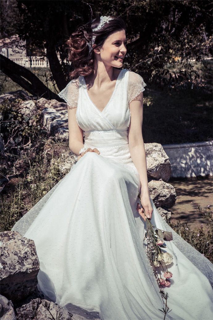 d421a2c40a8 Robes de mariée Elsa Gary - Collection 2016