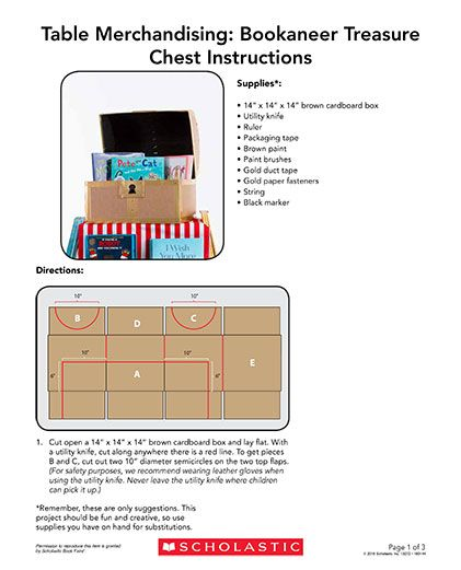 Scholastic Book Fairs Chairpersons Toolkit