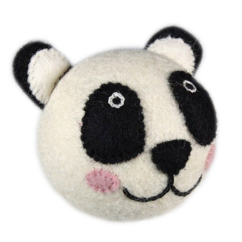 Rc Pets Wooly Wonks Dog Toy Panda The Cheshire Horse Safari