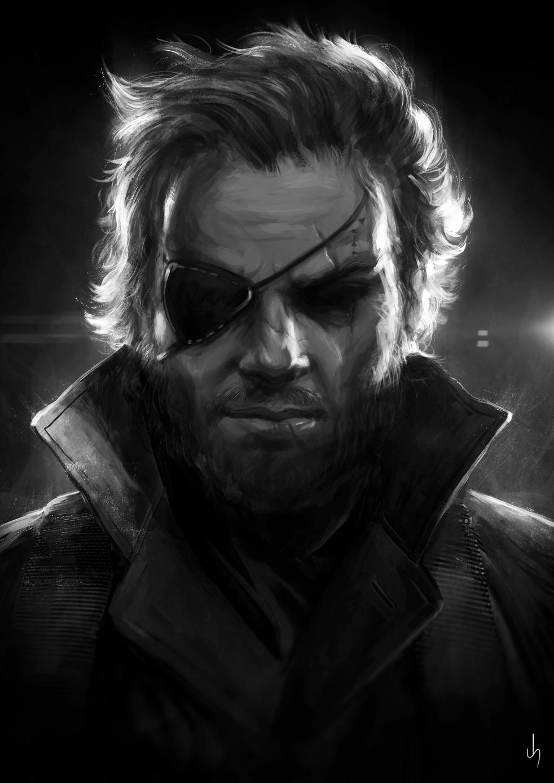 Big Boss By Joshsummana Deviantart Com On Deviantart Snake Metal Gear Metal Gear Series Metal Gear Solid Series