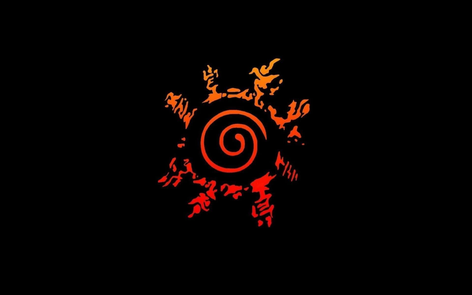 Red And Orange Naruto Seal Digital Wallpaper Naruto Shippuuden Anime Symbols Orange 1080p Wallpaper Hdwallpaper D Naruto Wallpaper Naruto Naruto Uzumaki