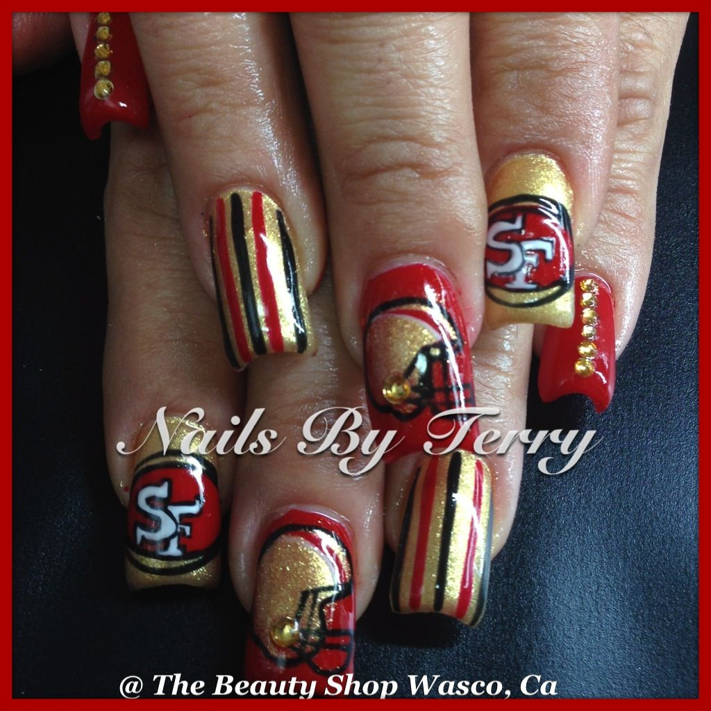 Gel Nail Art San Francisco | Splendid Wedding Company