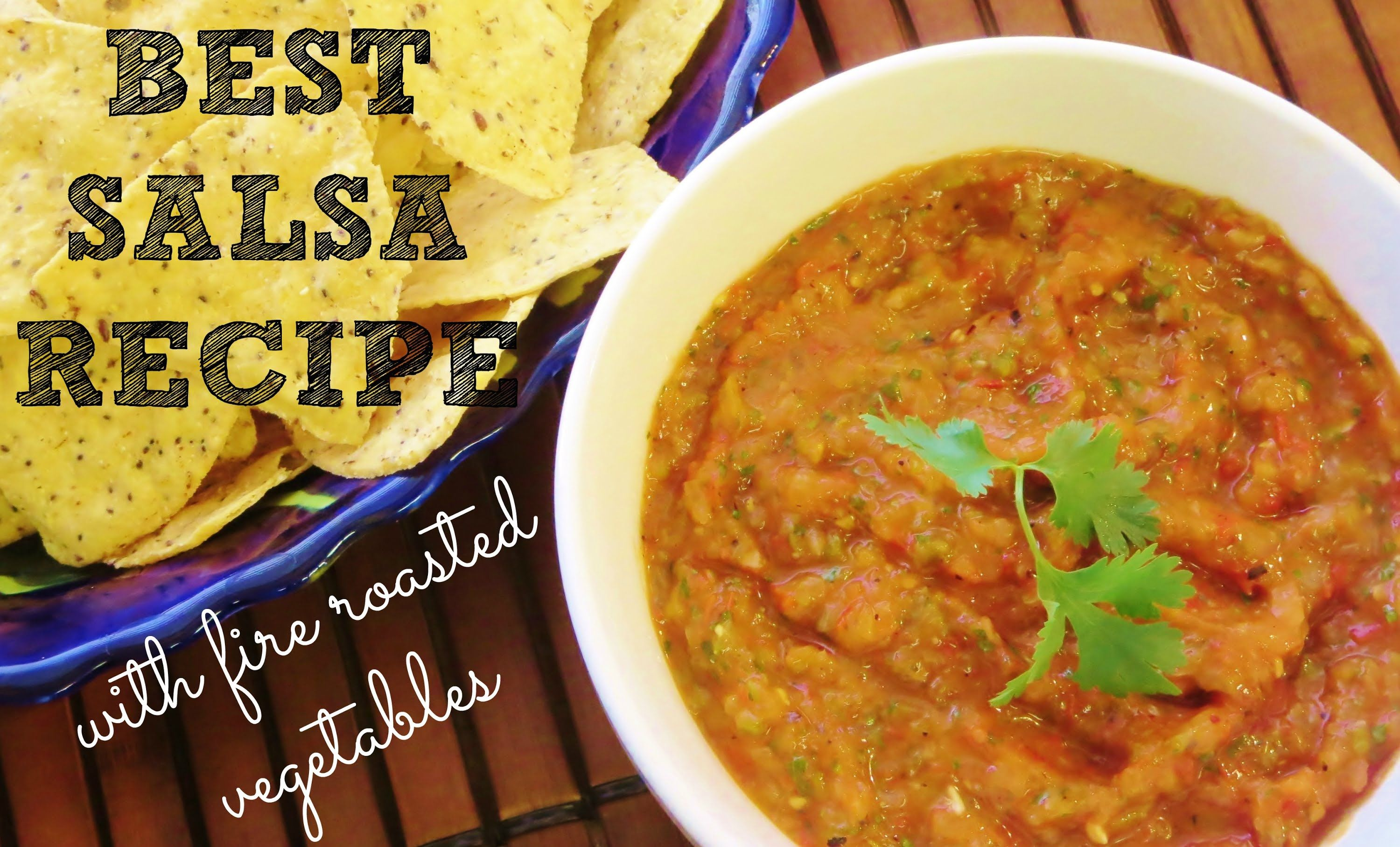 Best salsa recipe fire roasted tomatoes jalapeos onion this is the best mexican salsa recipe you will ever need to know this is exactly how my mom and grandmother make it in mexico forumfinder Choice Image