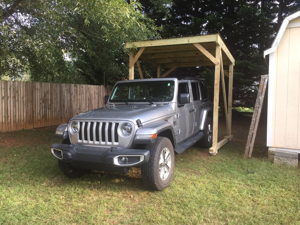 Diy Hardtop Hoist Ideas Brainstorming Page 16 2018 Jeep