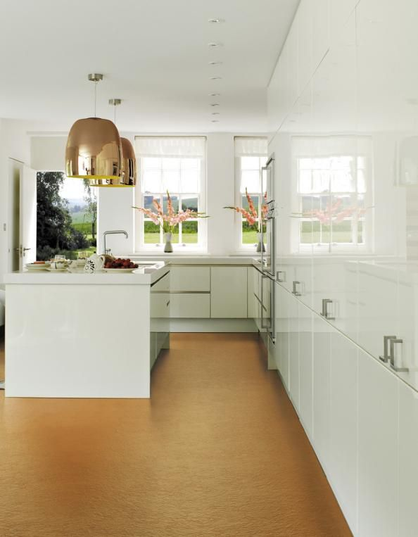 copper vinyl floor tiles from harvey mari s urban colours range