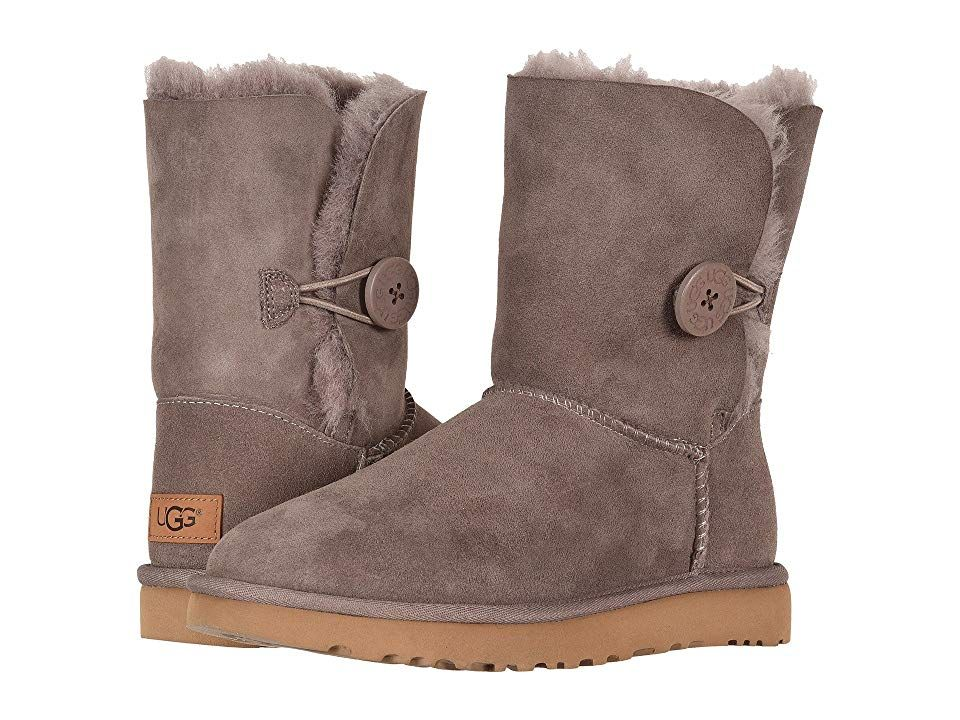 68162899a30 UGG Bailey Button II Women's Boots Stormy Grey | Products | Ugg ...