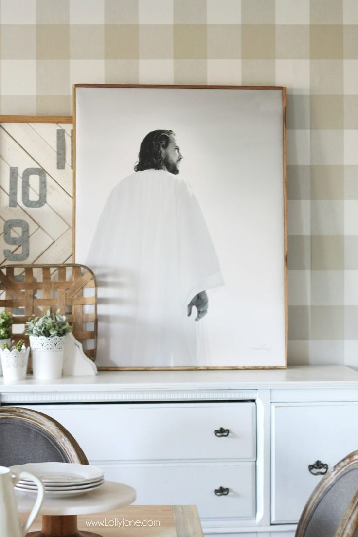 Diy framed canvas frame an oversized canvas in less than