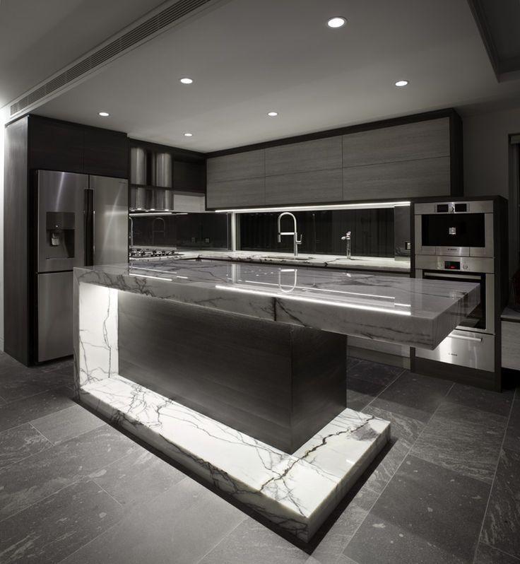 Ultra Modern Kitchen Designs Www Pinterest Com