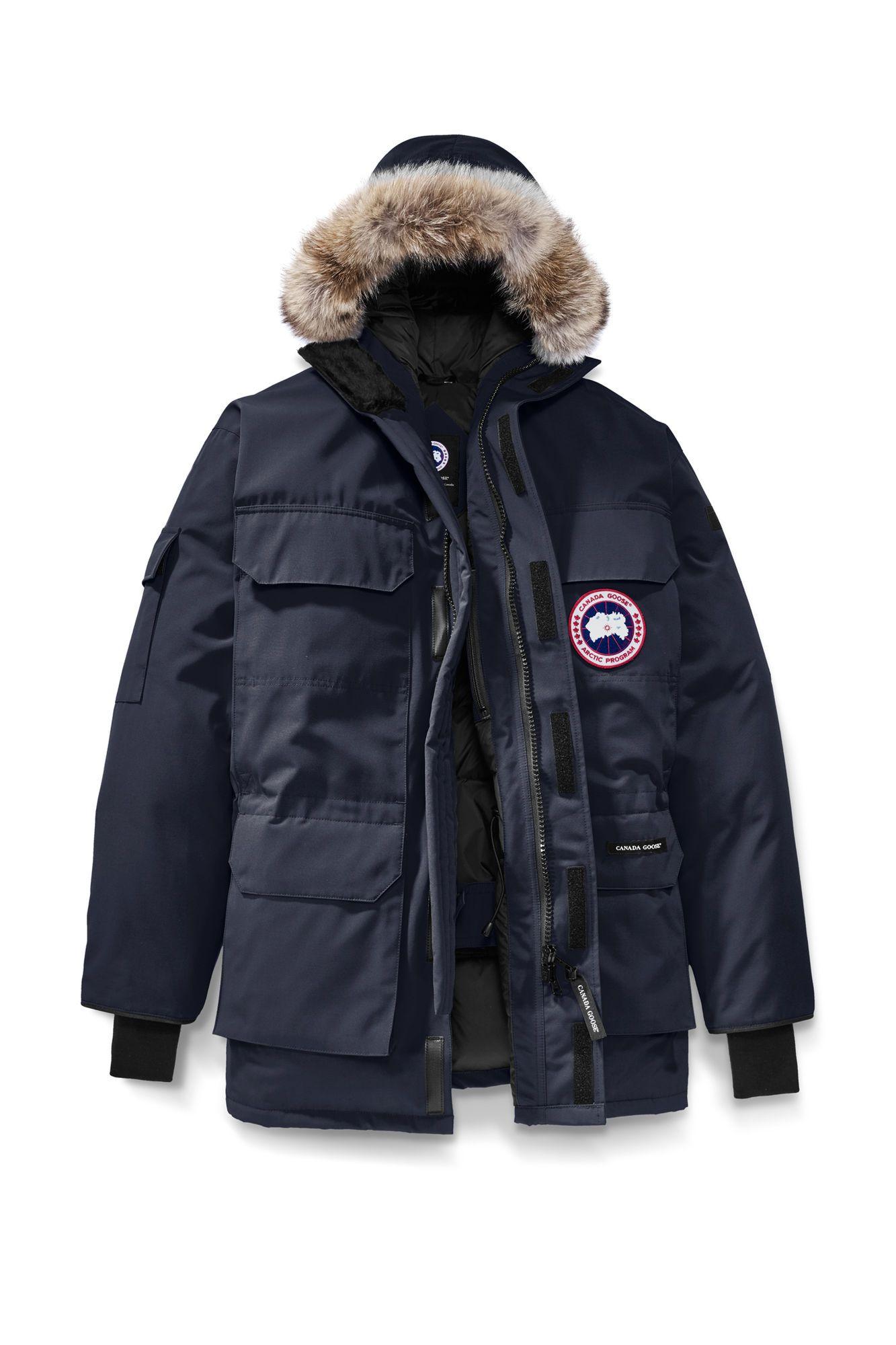 canada goose program jacket