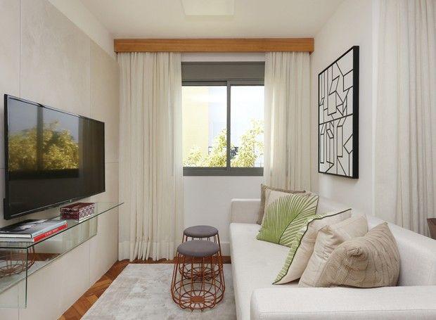 Com Ambientes Integrados, Apartamento Tem ótimas Soluções De Marcenaria E Iluminação Em 2019