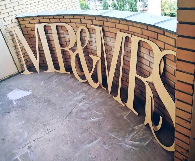 large wooden letters extra large wood letters wedd