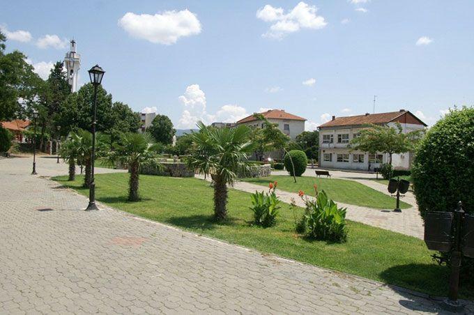 Bogdanci (Богданци) - town in Macedonia