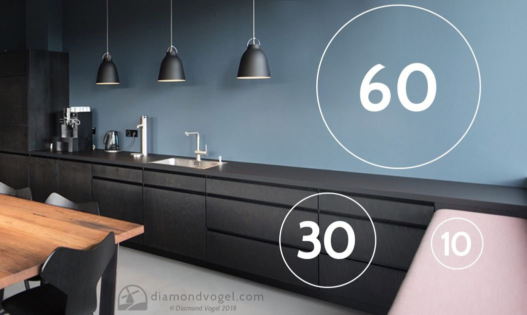 Paint With Proper Proportions Of Color Transform And Revitalize Your Home Using 60 30 10 Interior Design Paint Interior Design Color Home Decor