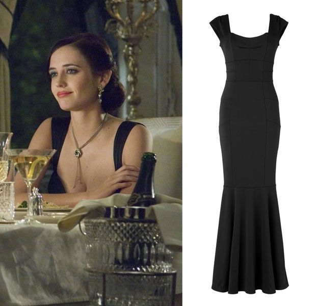 vesper lynd in casino royale 2006 long dresses. Black Bedroom Furniture Sets. Home Design Ideas