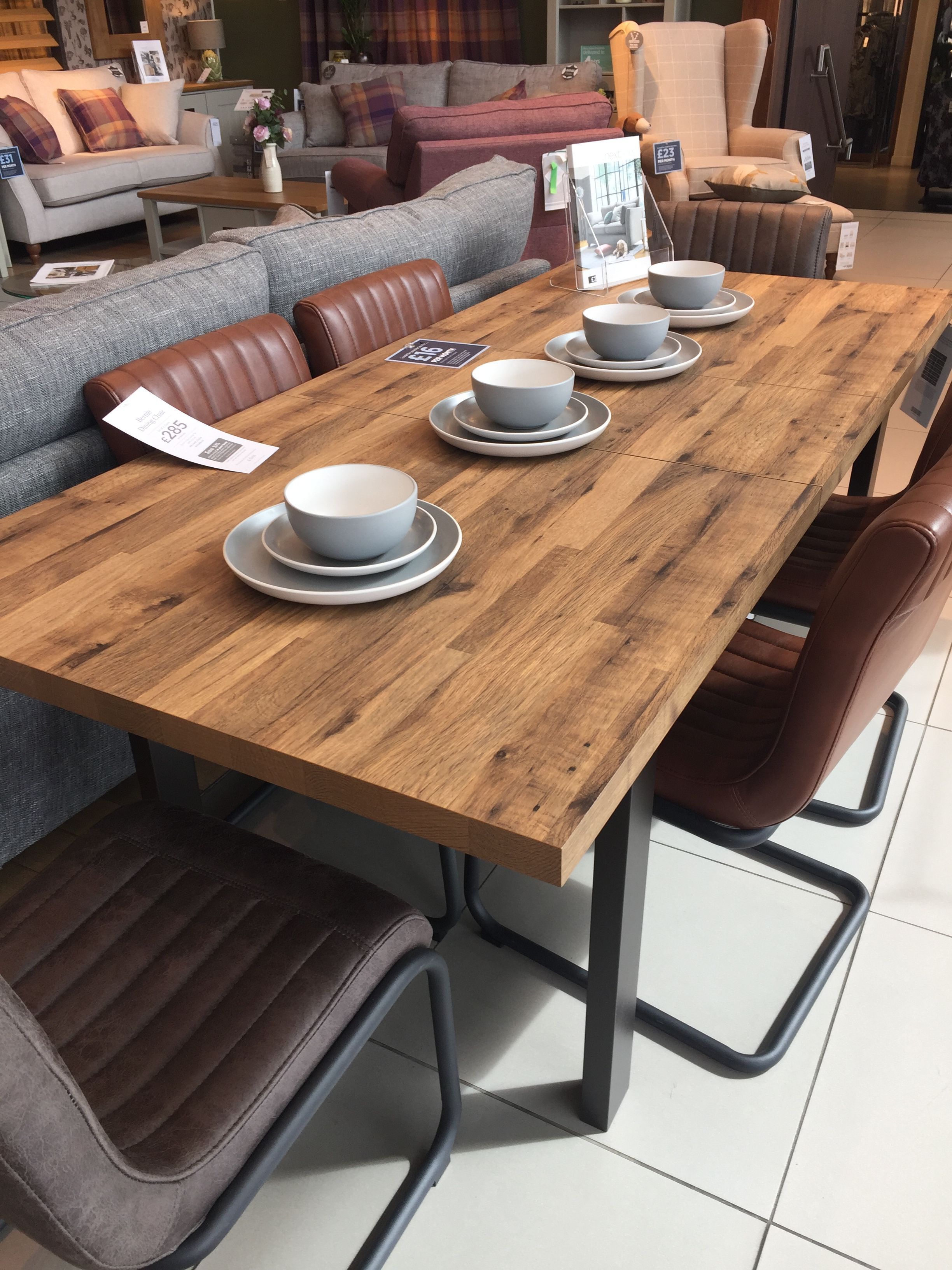 Dining Room Table 6 8 Seater