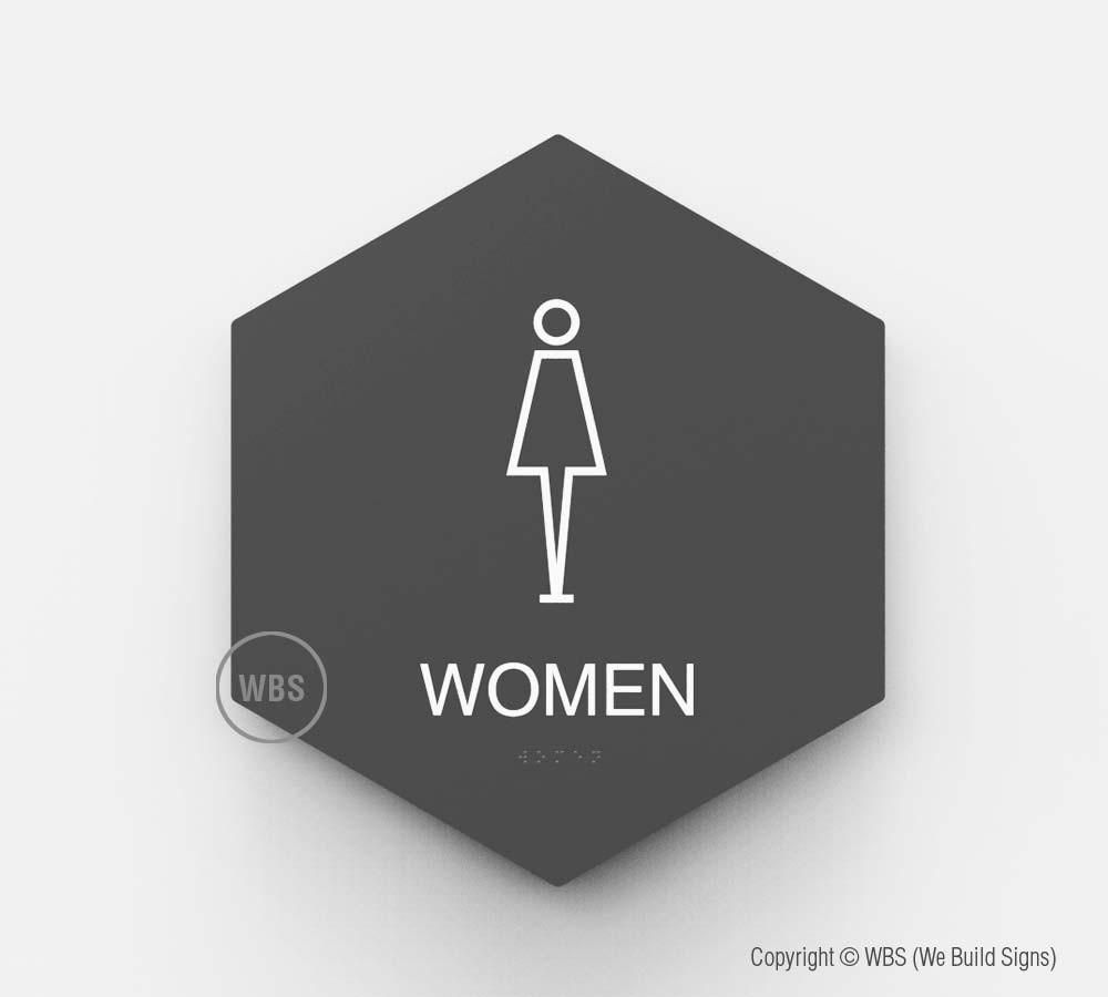 s door pictures women reading on men sign bathroom man painted picture detail of possibly photo the room photograph signalling a news images getty