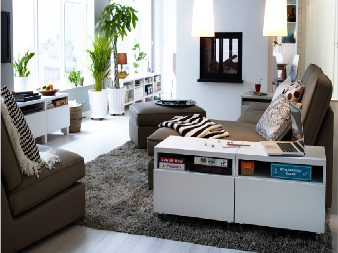 Ikea Furniture Ideas For New Apartment Kivik Line Eivor Throw Kalasa Plant