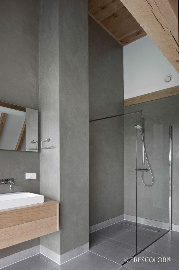 Ich glaube, Beton ist trotzdem nix für mich Bad Pinterest Bath - parkett für badezimmer