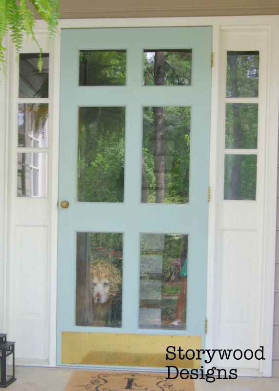glass storm doors - Google Search - Glass Storm Doors - Google Search Porches Pinterest Best