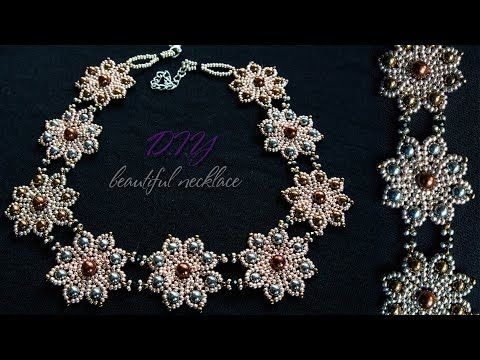 Photo of How To Make Designer Necklace At Home | DIY | Hand Made Brid…