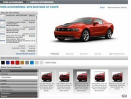 2014 Ford Fusion Custom Accessories The Official Site For Ford