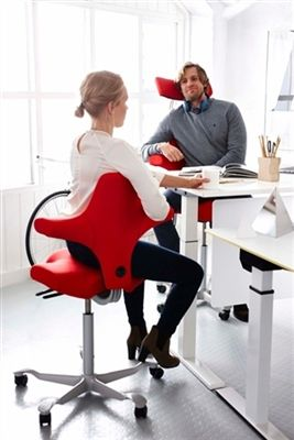 Awesome Capisco Chair By Hag In 2019 Work Ergonomic Office Chair Cjindustries Chair Design For Home Cjindustriesco