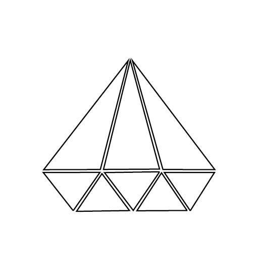 Oh What A Room Diy Diamanten Zeichnen Diamant Zeichnung Schablonen
