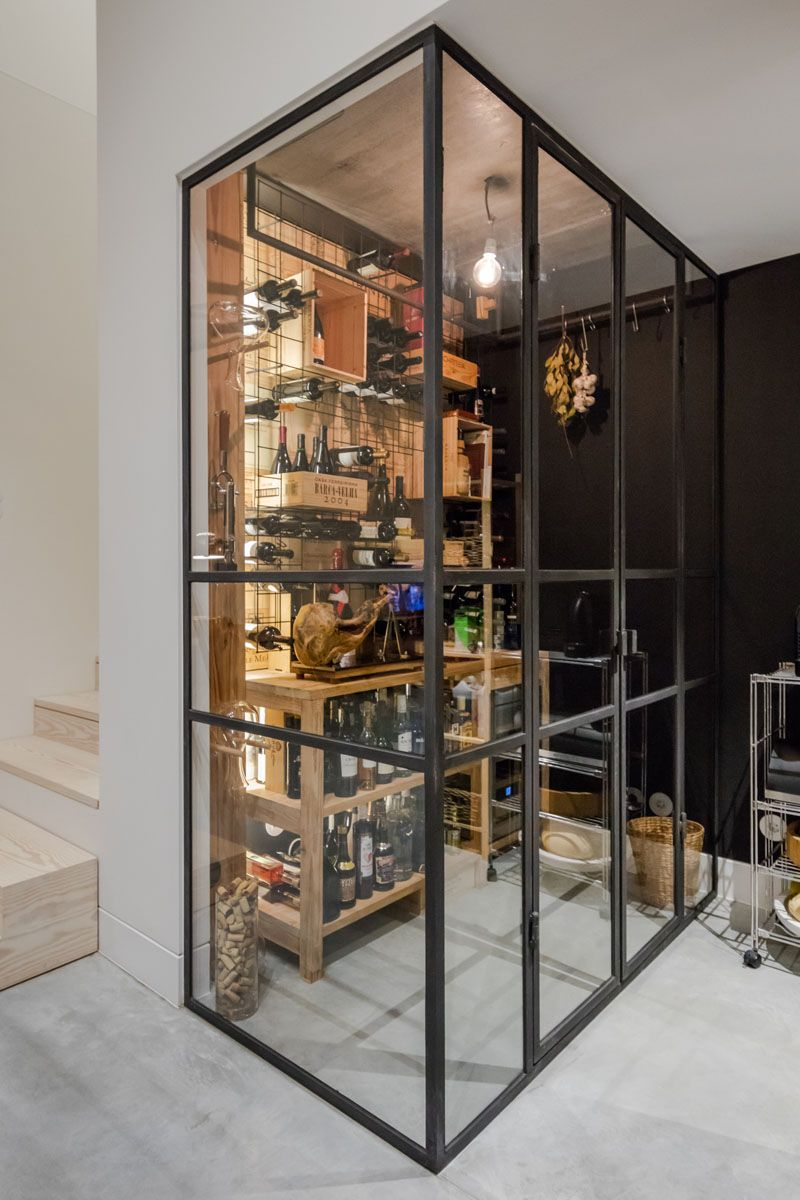 House Ourem By Filipe Saraiva Arquitectos Wijn Kamers