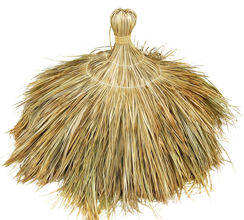 Dried Bamboo Decor