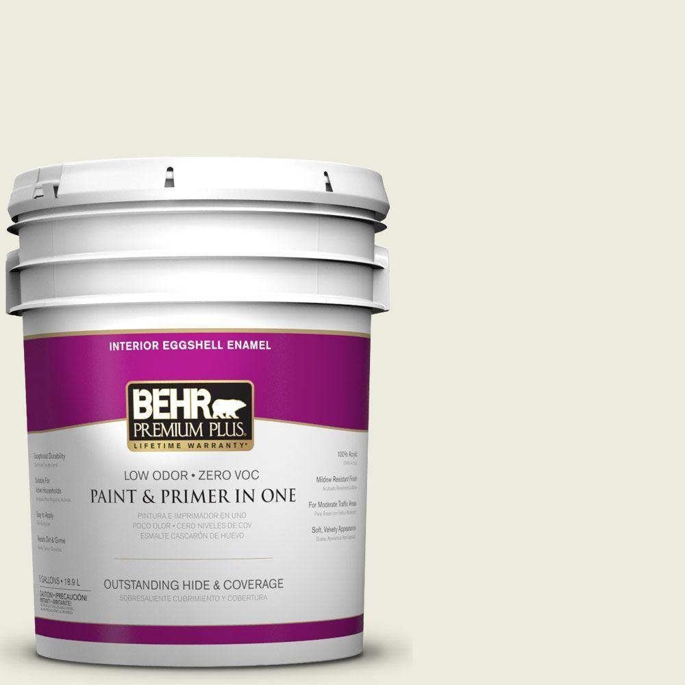#M350 1 Grass Root Flat Exterior Paint