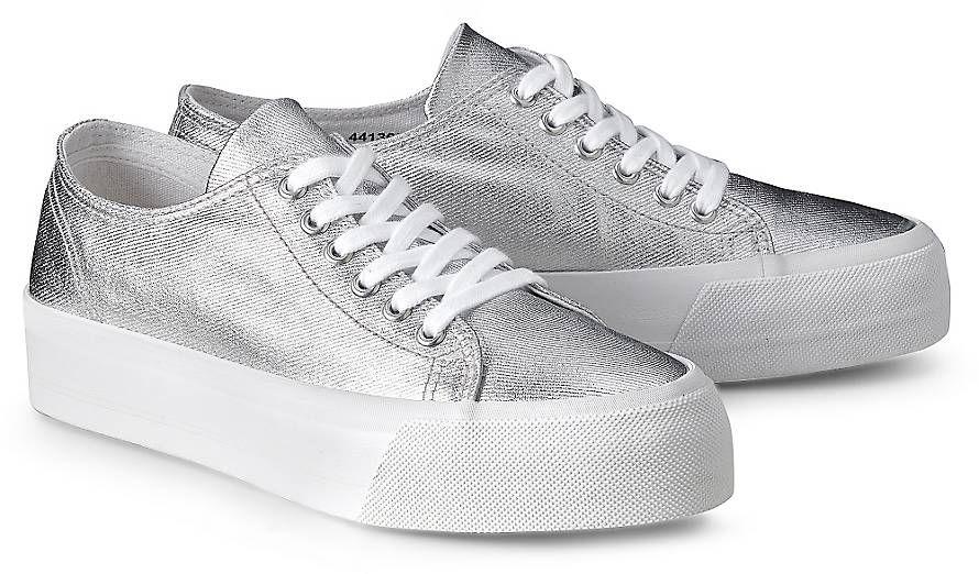 timeless design 0f32c 42419 Plateau-Sneaker | Plateau Sneaker | Sneakers, Shoes sneakers ...