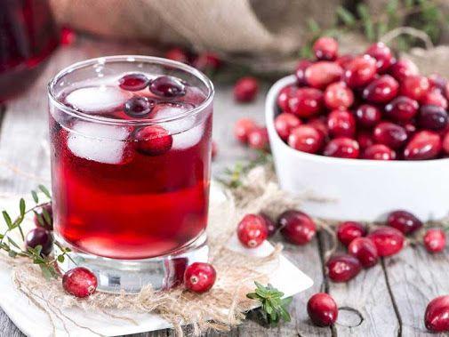 Zana Cogelja Google Food For Kidney Health Drinks With Cranberry Juice