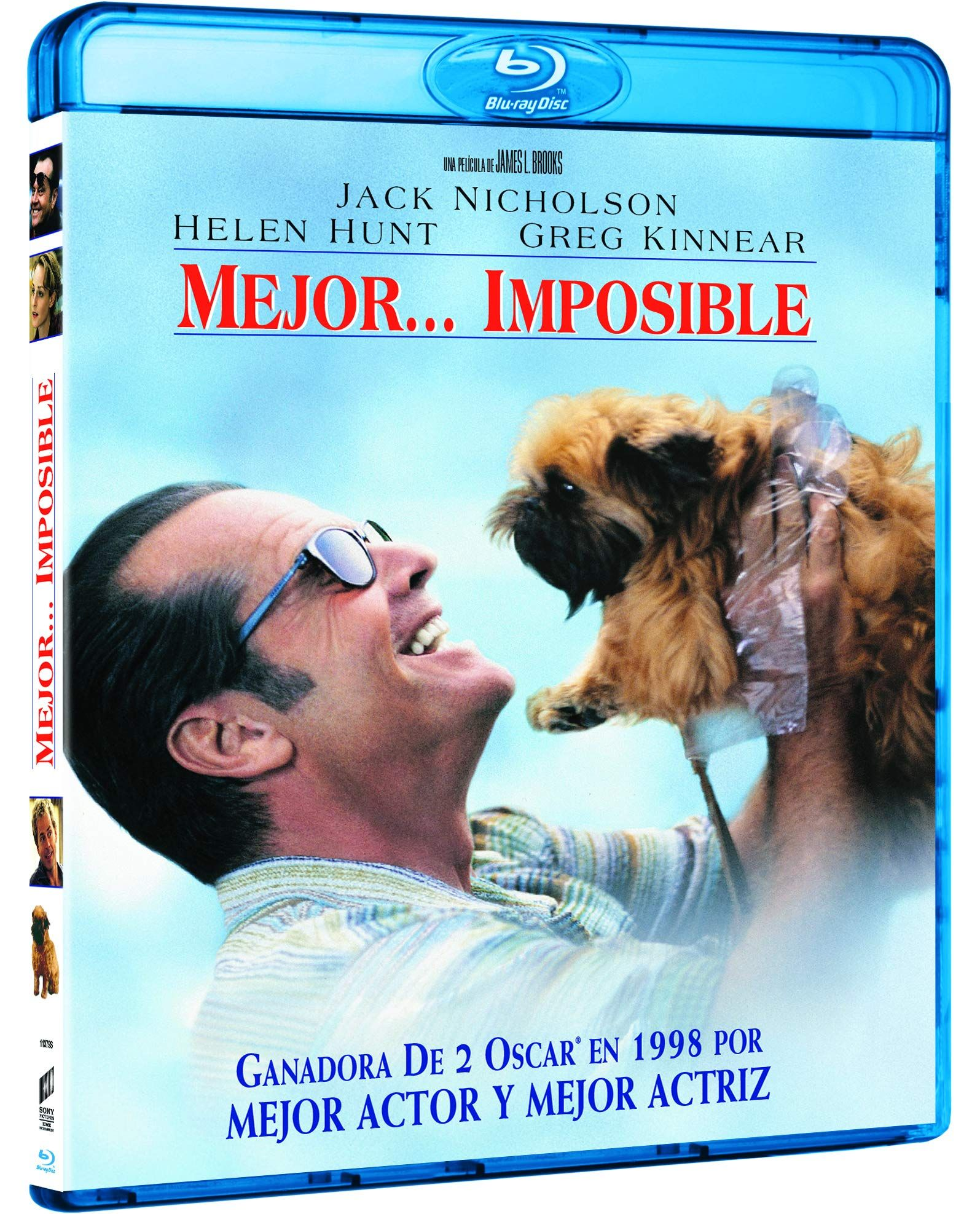 Mejor Imposible 2019 Bd Blu Ray Imposible Mejor Ray Blu Pelicula Mejor Imposible Peliculas Mejores Peliculas
