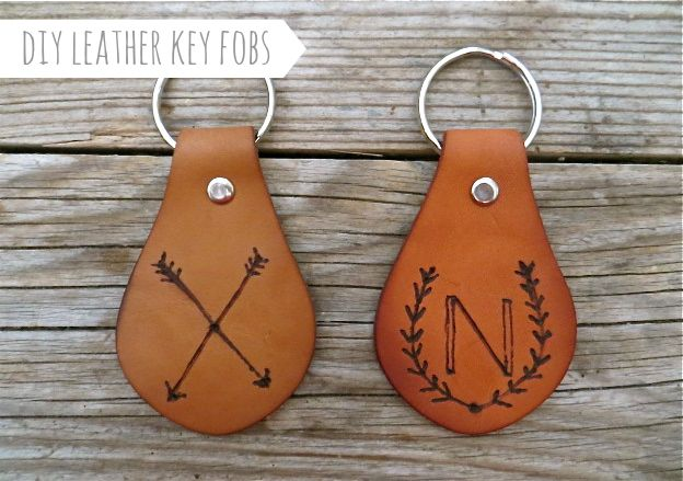 personalized key fobs | On My Honor