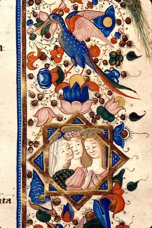 Margin detail of Besançon, Bibl. mun., ms. 0173, f. 011