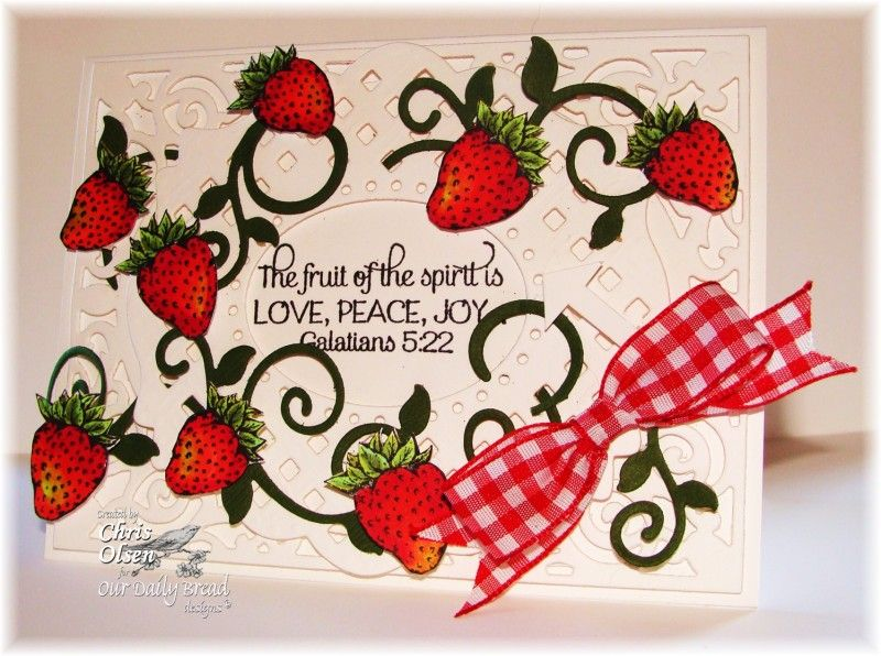 Love, Joy and Peace by glowbug - Cards and Paper Crafts at Splitcoaststampers