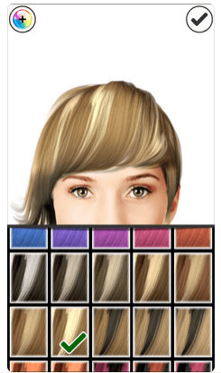 11 Free Apps That Let You Try Different Haircuts For Android Ios Free Apps For Android And Ios In 2020 Hair Colour App Try On Hair Color Try On Hairstyles