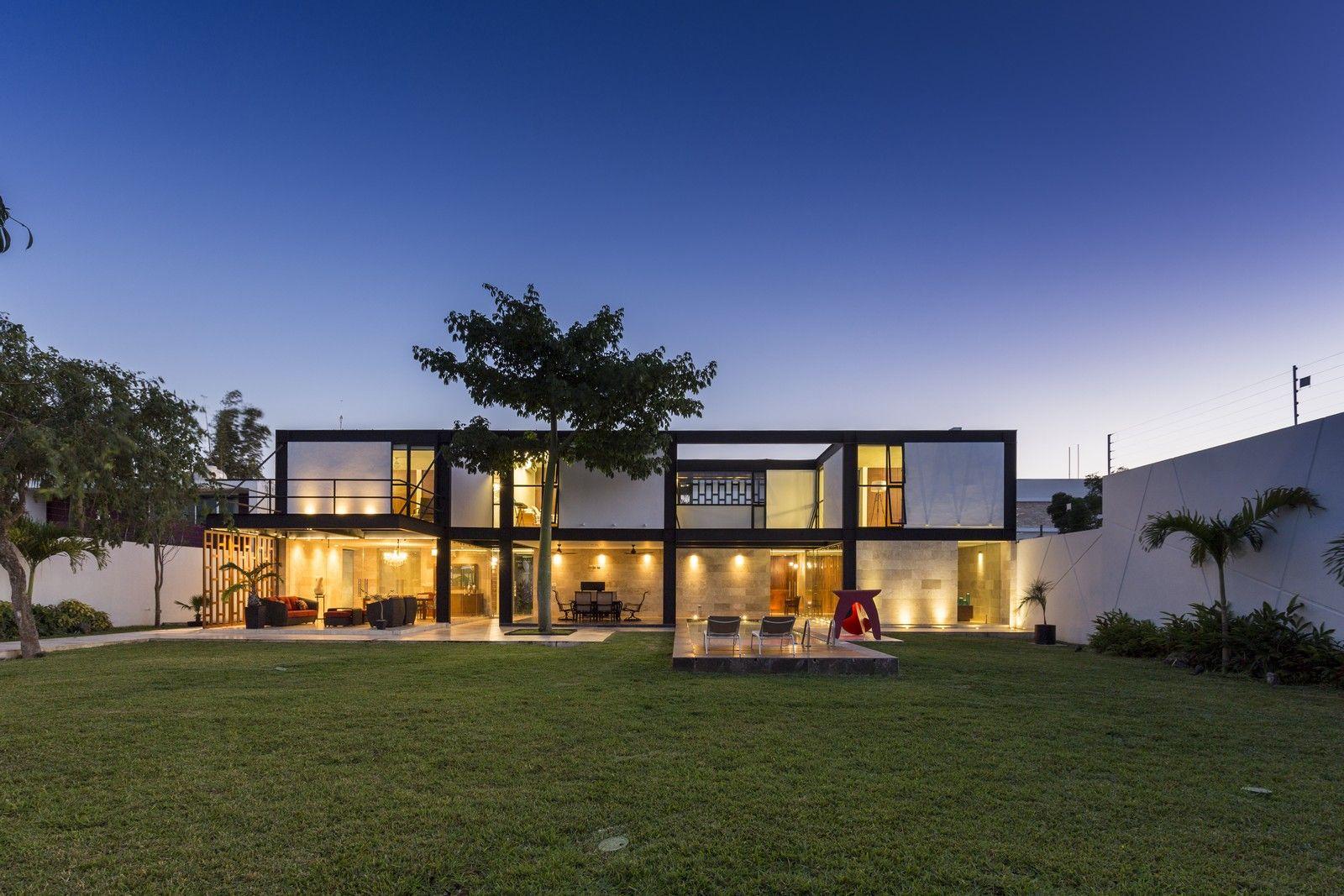 Jorge Bolio Arquitectura - Project - Montebello 321