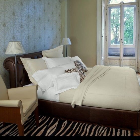 Frette   Best Bed Linen In The World