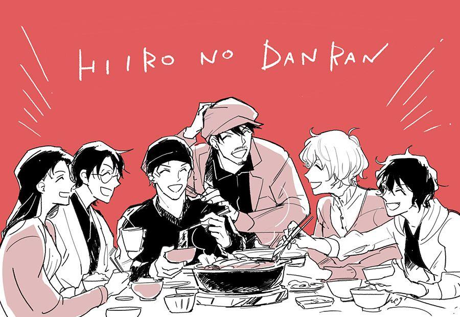 葱🎍 on Detective, Anime, Conan