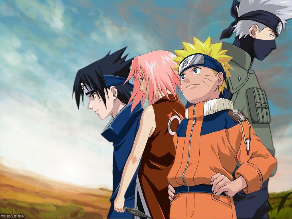 Naruto Sasuke Sakura Wallpaper Anime Naruto Naruto Shippuden