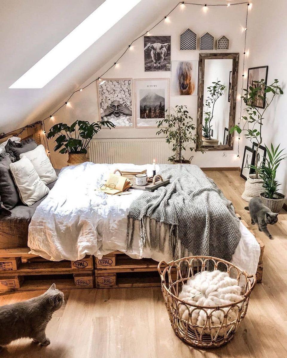 Lush Bedroom Idea Aesthetic Room Inspiration Bedroom Room Decor Bedroom Bedroom Inspiration Cozy