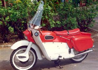 1963 Ariel Leader. Classic Ariel motorcycles & hard to ...