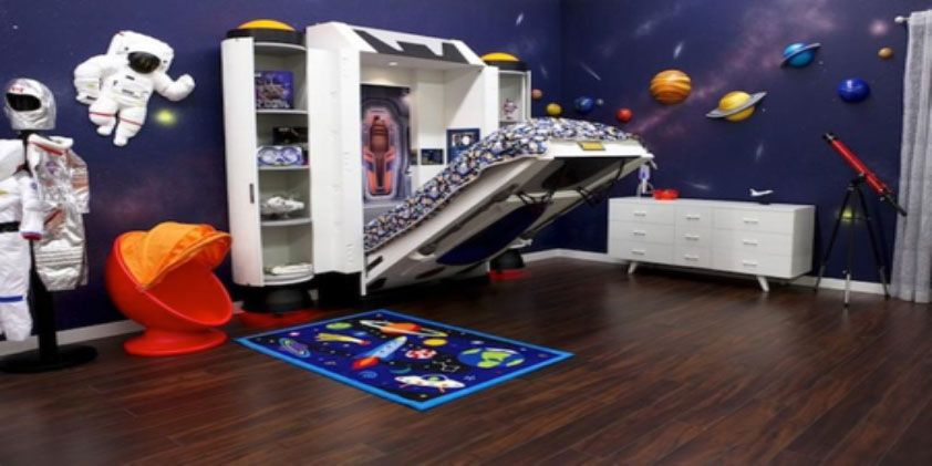If your child loves all things space, create a room that any future astronaut would be happy be sleep in. This is relatively easy to do, but looks very impressive once it has been finished. Create constellations on the wall and ceilings, or get artistic and paint the different planets on the walls and ceilings. This is both fun and education for your child. Painting stars on your child's wall could not be easier, and there is a great way to do it. Because the background needs to be dark, it…