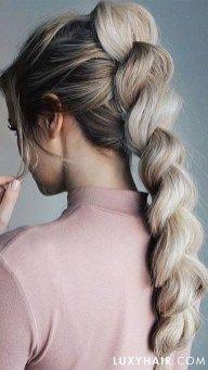 40 einfache Braid-Stile, die Sie jemals beherrschen müssen #mediumupdohairstyles